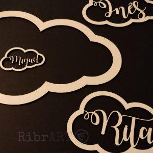 Nuvens para quarto crianças