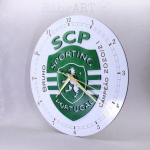 Relógio Personalizado Sporting Campeões